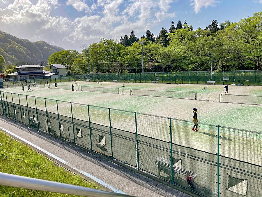 第76回岩手県春季ソフトテニス大会の結果